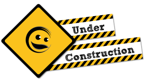 Under Construction Jimdo